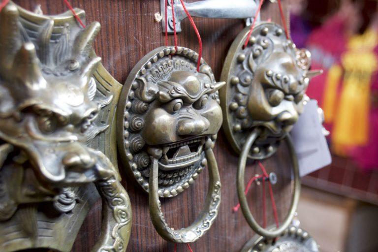 Shanghai Doorknockers