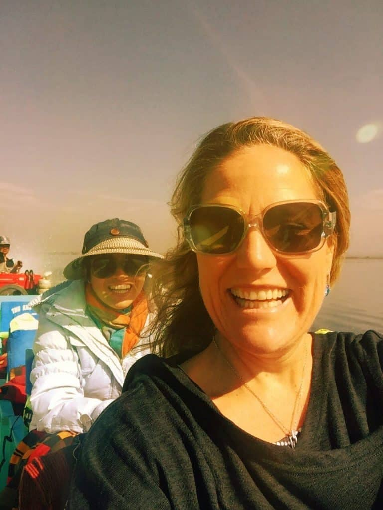 Inle Lake fast boat