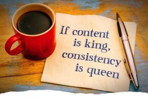 Consistency is Queen