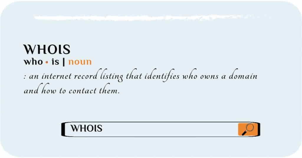 what-is-whois