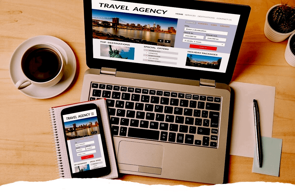 Read more about the article Are You Making One of These 9 Critical Mistakes With Your Travel Agent Website