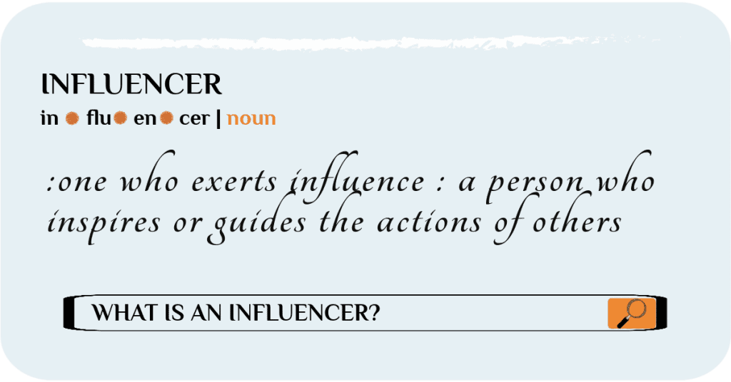 what-is-an-influencer