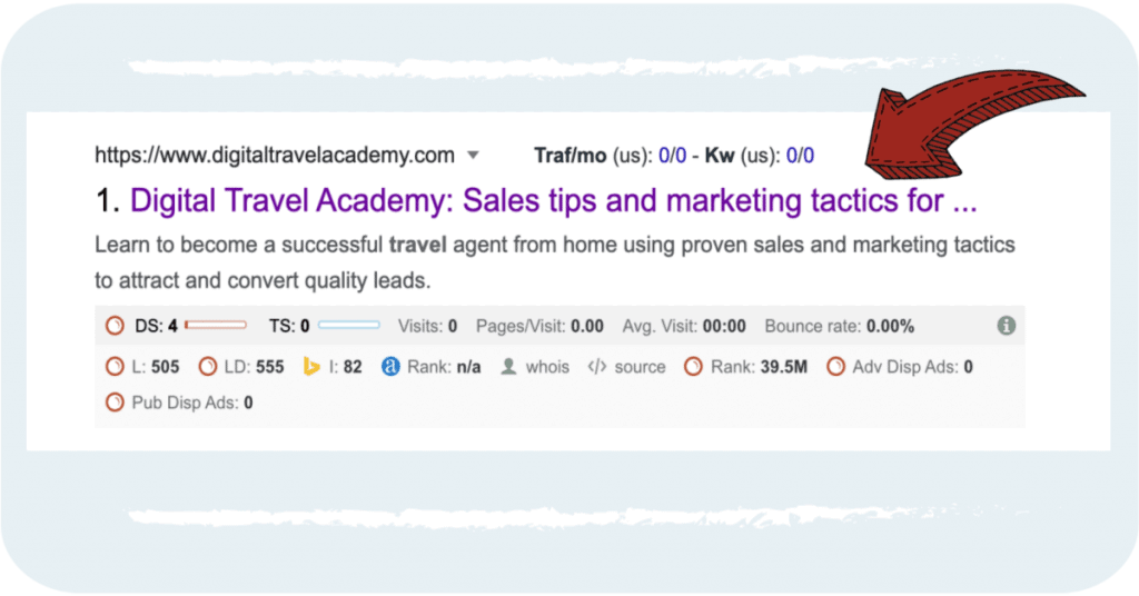 learn seo tips for your travel business